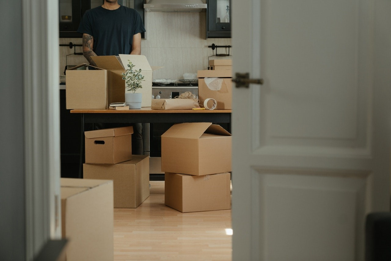 How To Organize Your Home After A Move?